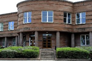 Bo'ness man jailed following stealing spree at home and shops