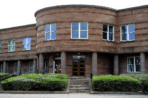 Bonnybridge woman who headbutted police officer is jailed