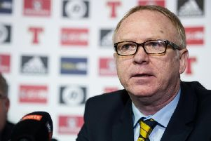 Alex McLeish and his Scotland squad have the backing of the British ambassador to Hungary