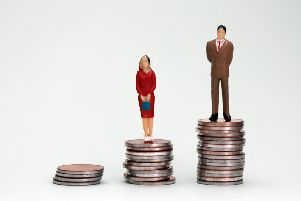 Gender pay gap: How companies in the Falkirk area rank