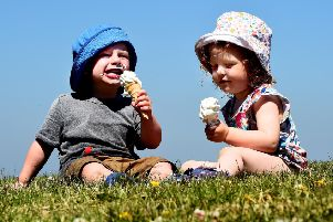 The summer holidays aren't all ice cream and beaches