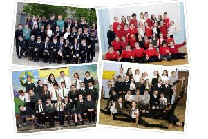 Gallery: Falkirk district alternative Primary 7 pictures!