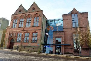 There's more to Falkirk Library than just its good books