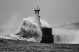 Storm Callum is expected to batter Scotland with winds of up to 80mph. Picture: Mark Strachan