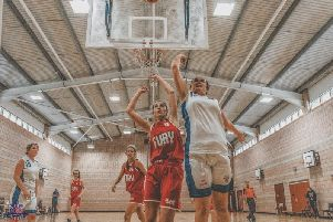 Fury women were unlucky to go down in a narrow defeat