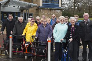Breton Court residents have expressed concerns in the past over access issues presented by bollards