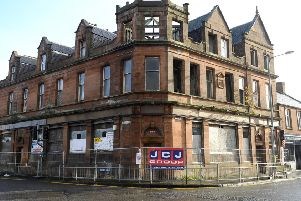 Big Bar: Safety first is message over landmark Bainsford building due to be demolished