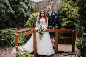 Wedding of the week: Samantha Kirkwood and Colin Gow