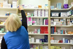 Pharmacy opening times in Falkirk and Grangemouth for New Year