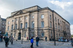 The High Court in Edinburgh. Picture: Ian Georgeson