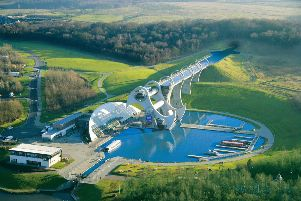 Falkirk Wheel closed until March for further maintenance