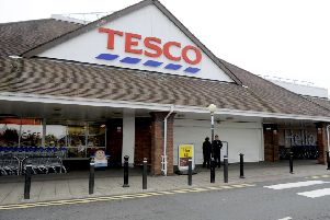 Tesco has thousands of stores across the UK. Picture: Michael Gillen