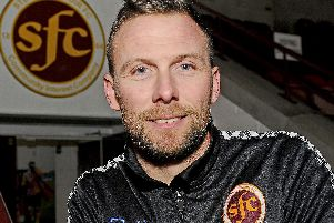 Colin McMenamin has made his first signing as Stenhousemuir boss