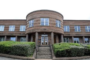 A 17-year-old appeared at Falkirk Sheriff Court over an attack on a 16-year-old girl