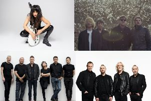 Party in the Palace line-up for 2019 includes  KT Tunstall, The Charlatans, Deacon Blue and Wet Wet Wet.