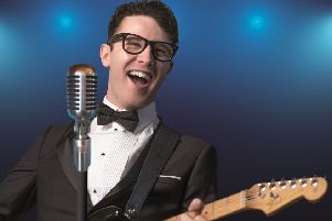 Buddy, from Buddy Holly and the Cricketers