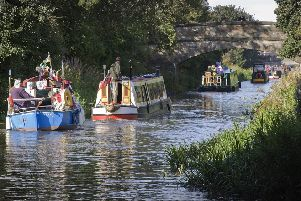Falkirk residents invited to attend Canal Carnival to celebrate historic waterway re-opening