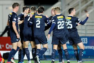 Live match coverage from Falkirk's trip to the Wee County
