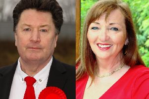 Councillor Robert Bissett was unanimously elected the new leader of Falkirk's Labour Group after Dennis Goldie stepped down from the role. Councillor Joan Coombes was elected deputy leader of the Labour Group