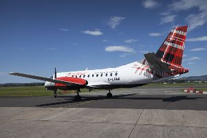 Falkirk MSP welcomes survival of 'Scotland's airline'
