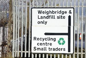 Falkirk district householders need to recycle even more to avoid waste going to landfill
