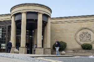John Spears appeared at the High Court in Glasgow. Picture: John Devlin