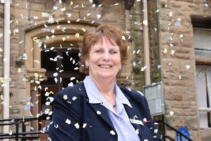 Grangemouth's Doreen has been special 'guest' at hundreds of weddings