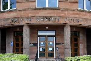 Bo'ness man seized woman by throat