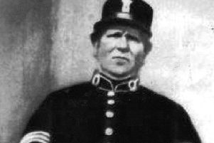 ''Lang Pate'' Crawford was a well respected upholder of the peace in Falkirk