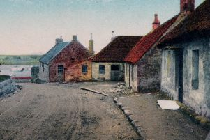 Smiddy Brae, Polmont at the start of the 20th century