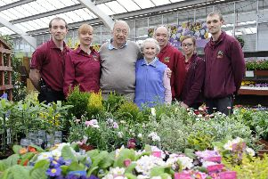 Torwood Garden Centre's blooming good result for Maggie's Forth Valley