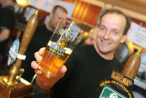 Dozens of quality beers to star in Larbert festival