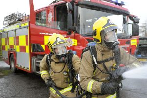Grangemouth man obstructed emergency services from extinguishing blaze