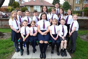 Grangemouth Children's Day preparations are well underway for queen-to-be Erin and her pals