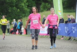 Falkirk families urged to sign up for Race for Life this Mother's Day