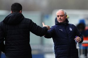 Ray McKinnon. Picture: Michael Gillen.
