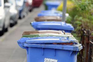 Changes to Falkirk Council bin collection and waste services come into force on April 1