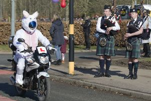 Carron Valley bikers gear up for 2019 CHAS Easter egg run