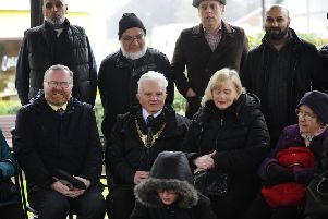 Call for peace as Falkirk vigil remembers Christchurch victims
