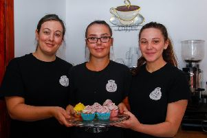 Pots are one of the local businesses in the running for an award