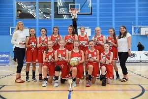 Falkirk Fury win unprecedented under 14 double