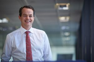 Newly appointed Aviva chief executive officer Maurice Tulloch takes up the position after 26 years of service with the insurer