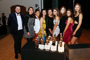 Talented Falkirk film students recognised at awards night