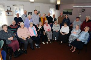 Grangemouth chemical firm continues its support for elderly residents