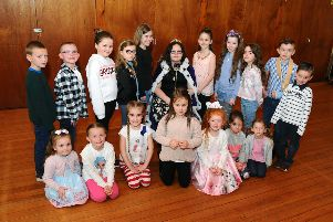 Aime is queen in waiting for Camelon Mariners' Day