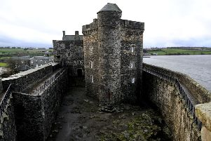 Family Easter eggsploration event at Blackness Castle