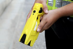 Probe launched after police use Taser on man in Forth Valley