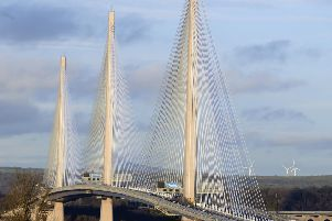 Forth Bridges stand 'alongside Pyramids of Egypt' claim