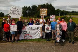 Larbert homes plan given go ahead despite objections