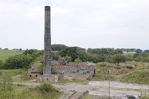 The former Craigend Brickworks